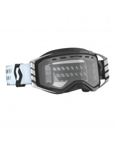 SCO Goggle Prospect Snow Cross black/white clear