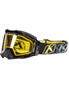 Viper Pro Snow Goggle K Corp Black Yellow Tint
