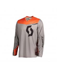 SCO Jersey 350 Dirt Kids grå/orange