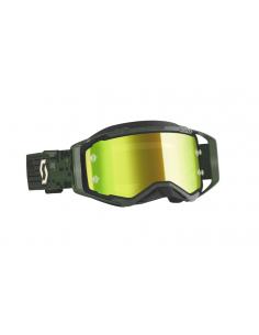 SCO Goggle Prospect kaki green / yel chro wks