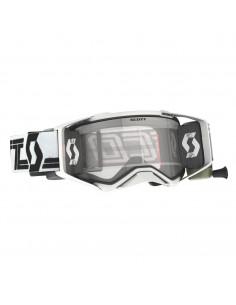SCO Goggle Prospect Super WFS white/black clear works