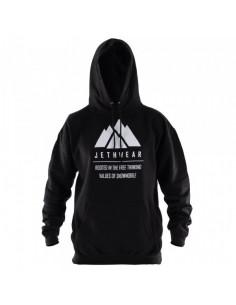 Mountain Hoodie Black