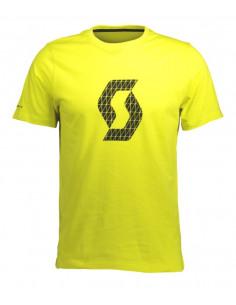SCO Shirt Ms Icon FT sulphur yell
