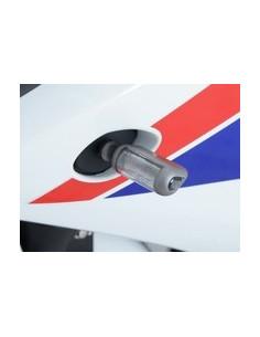 R&G Racing Aero LED Blinkers (par, SVART)