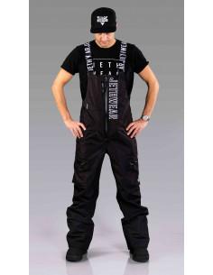 Jethwear Crest Bib Black