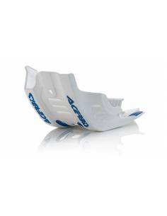 Acerbis Skidplate SXF/FC 450 16- white Nsize